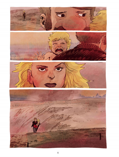 Page 4 Chronosquad tome 4