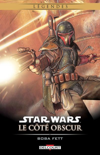 image de Star Wars - le côté obscur tome 7 - Boba Fett (édition 2015)