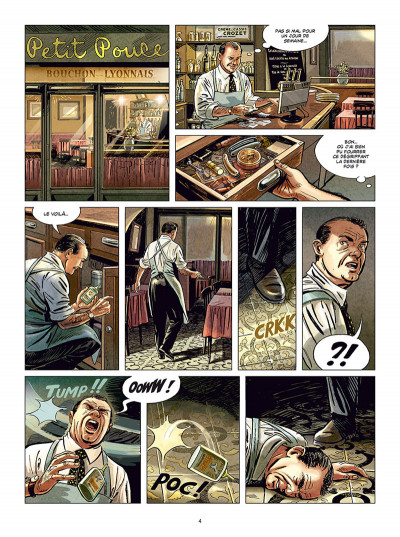 Page 2 Crimes gourmands - Petits meurtres à l'étouffée