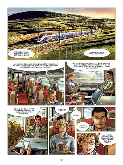 Page 3 Crimes gourmands - Petits meurtres à l'étouffée