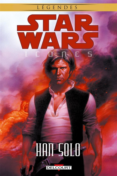 Couverture Star Wars - Icones tome 1