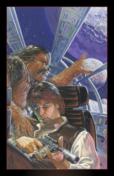 Page 3 Star Wars - Icones tome 1