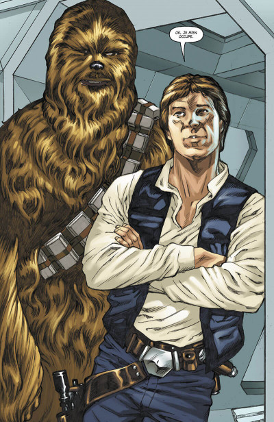 Page 6 Star Wars - Icones tome 1
