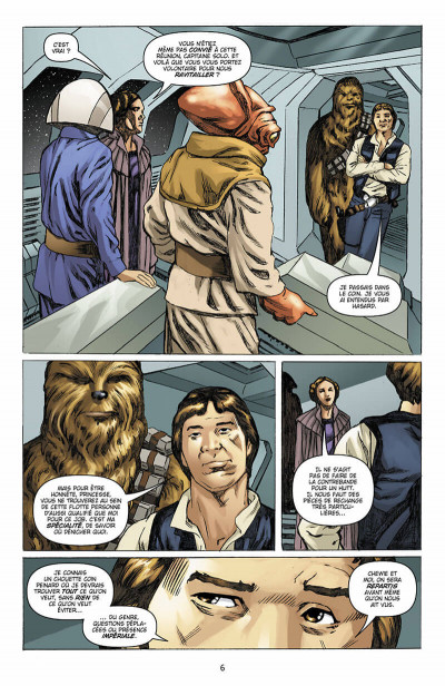 Page 7 Star Wars - Icones tome 1