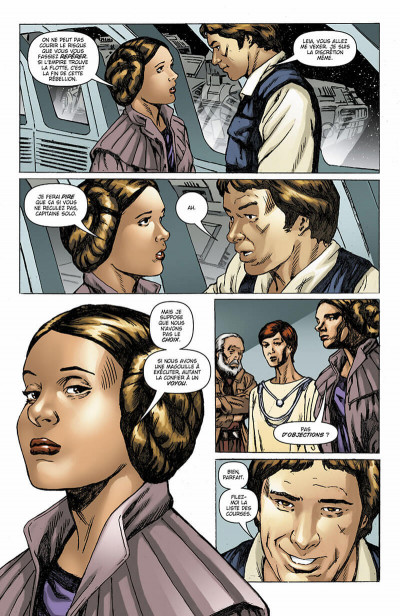 Page 8 Star Wars - Icones tome 1