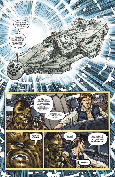 Page 9 Star Wars - Icones tome 1
