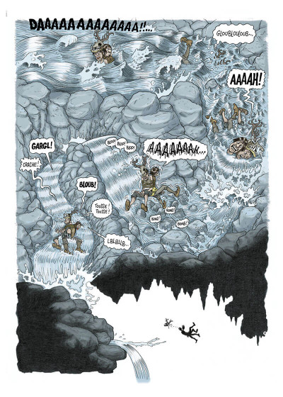 Page 0 Traquemage tome 2