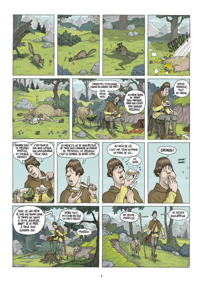Page 4 Traquemage tome 2