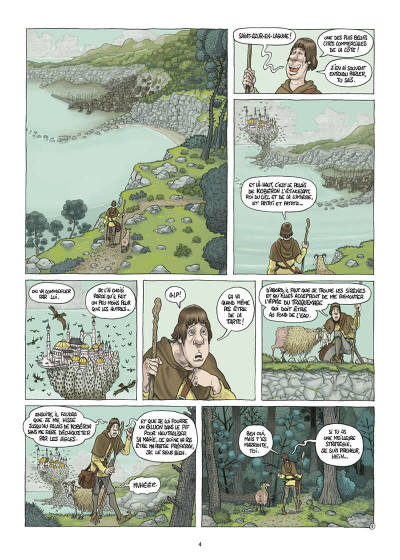 Page 5 Traquemage tome 2
