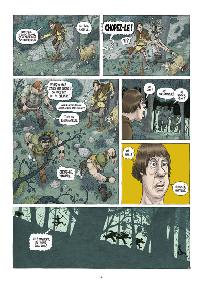 Page 6 Traquemage tome 2