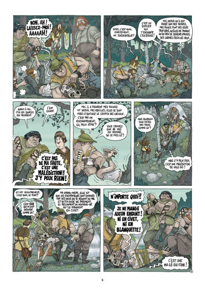 Page 7 Traquemage tome 2