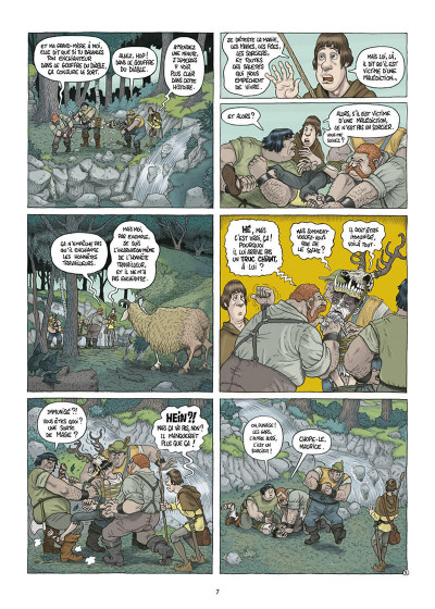 Page 8 Traquemage tome 2