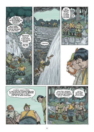 Page 9 Traquemage tome 2