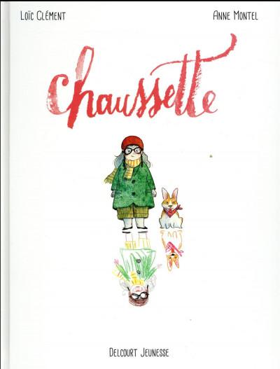 Couverture Chaussette