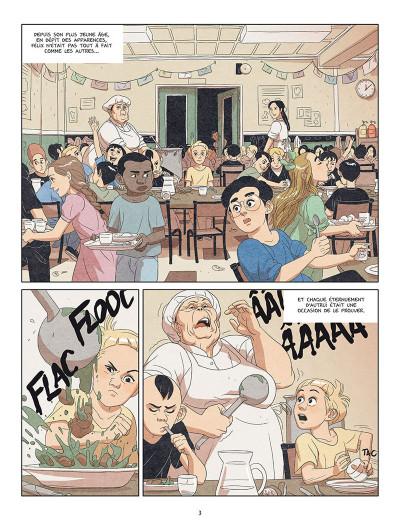 Page 1 Le voleur de souhaits