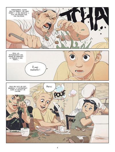 Page 2 Le voleur de souhaits