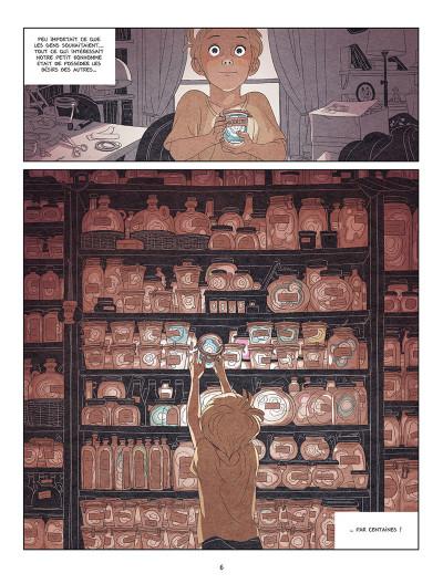Page 4 Le voleur de souhaits