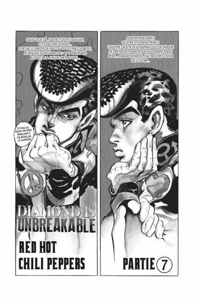 Page 6 Jojo's bizarre adventure - Diamond is unbreakable tome 6