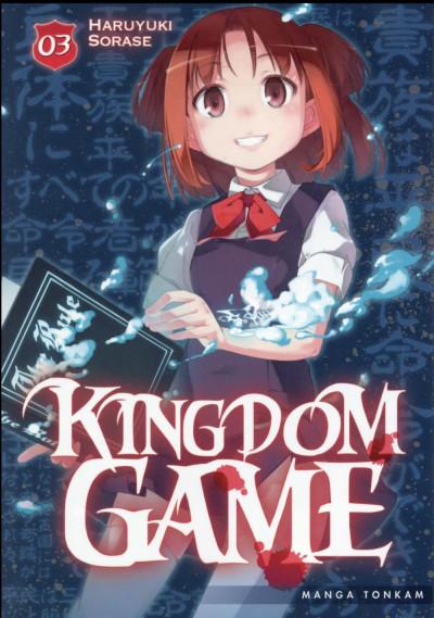 image de Kingdom game tome 3
