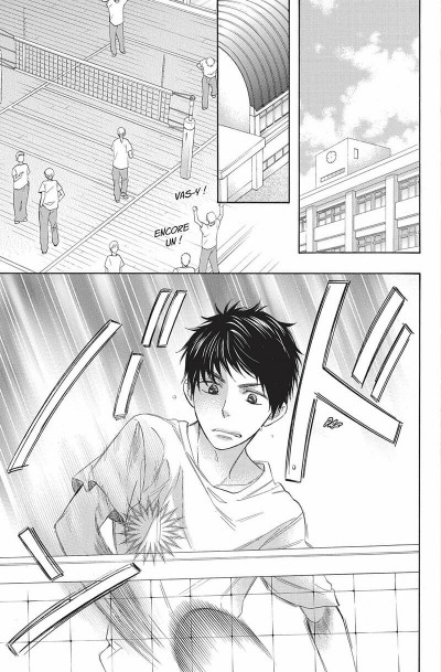 Page 4 Kiss him, not me ! tome 1