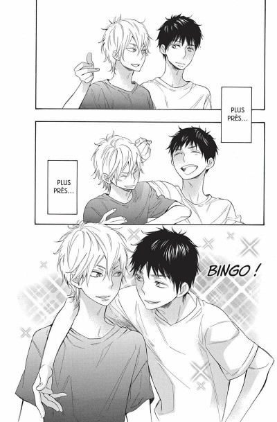 Page 6 Kiss him, not me ! tome 1