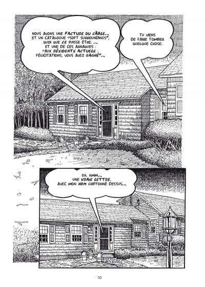Page 2 Secret de famille - Une histoire écrite à l'encre sympathique