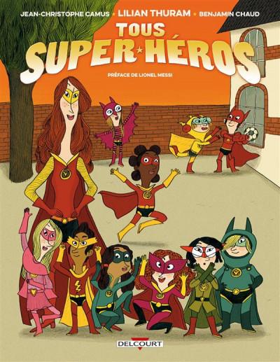 image de Tous super-héros