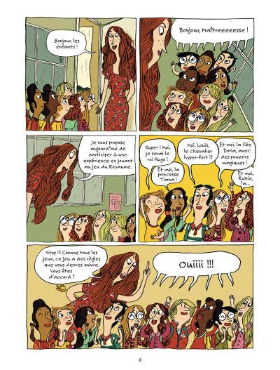 Page 4 Tous super-héros tome 1