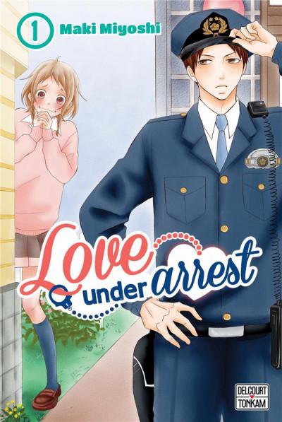 Couverture Love under arrest tome 1