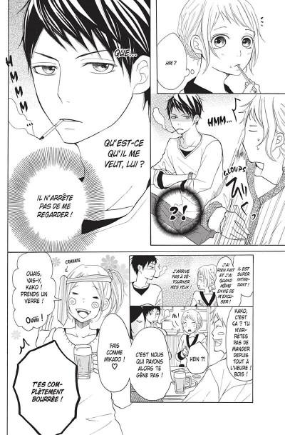 Page 6 Love under arrest tome 1