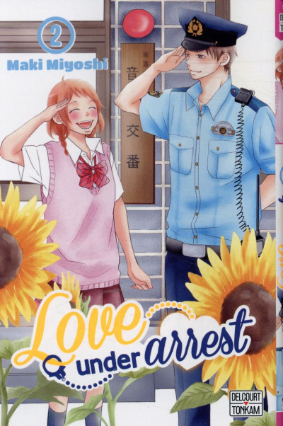 Couverture Love under arrest tome 2