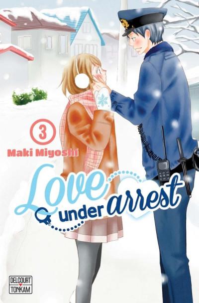 Couverture Love under arrest tome 3