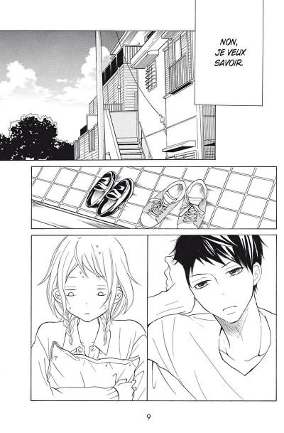 Page 9 Love under arrest tome 3