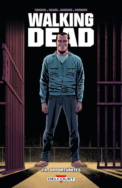 Couverture Walking Dead tome 24