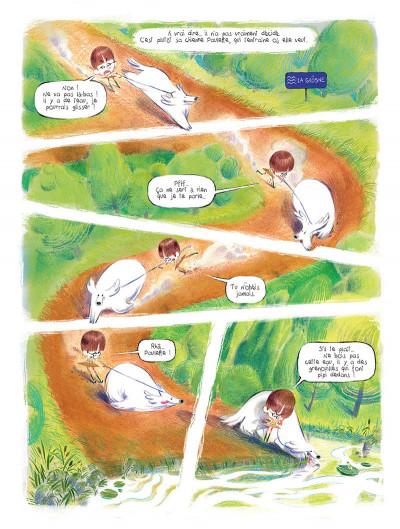 Page 2 La poudre d'escampette