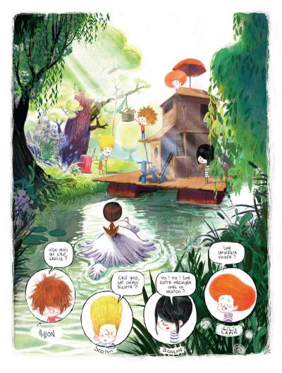 Page 4 La poudre d'escampette