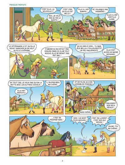 Page 1 A cheval ! tome 2
