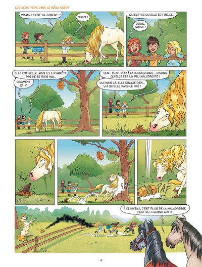 Page 2 A cheval ! tome 2