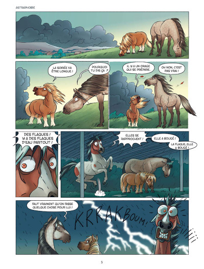 Page 3 A cheval ! tome 2