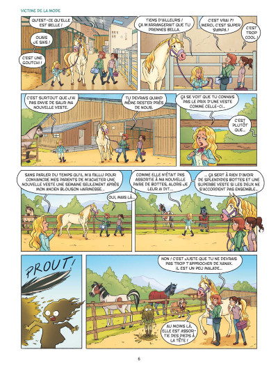 Page 4 A cheval ! tome 2