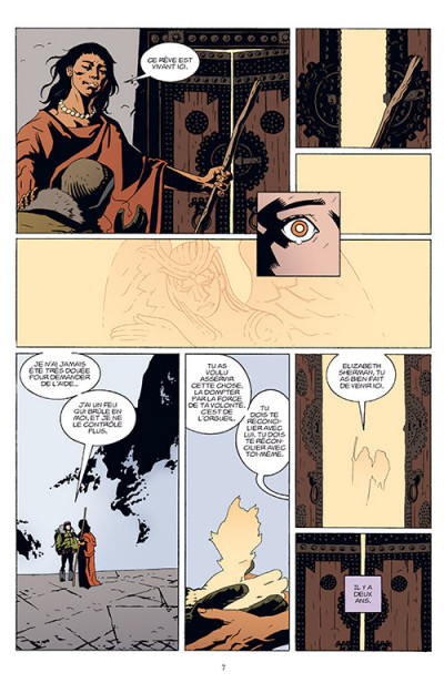 Page 3 B.P.R.D. tome 1