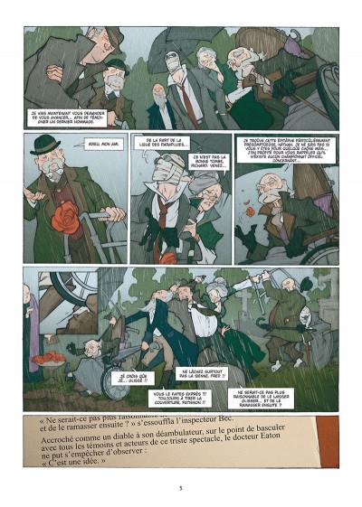 Page 3 Détectives tome 7 - Nathan Else - Else et la mort