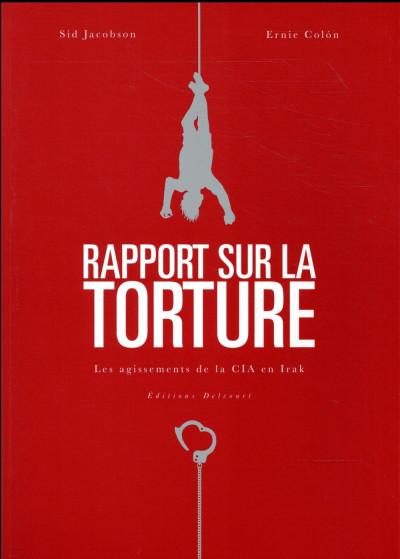 Couverture Rapport sur la torture