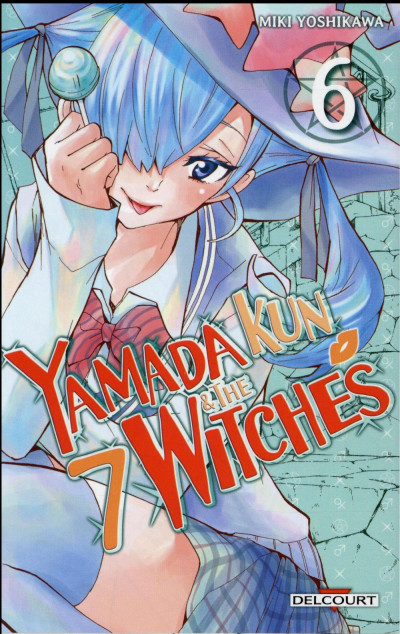 image de Yamada kun & the 7 witches tome 6