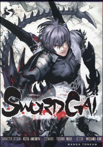 image de Swordgaï tome 5