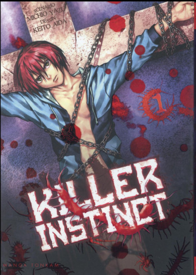 Couverture Killer instinct tome 1