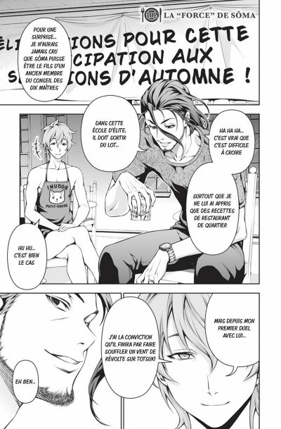Page 6 Food wars tome 13