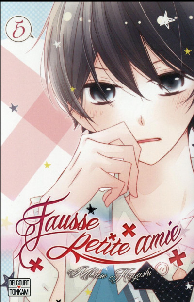 Couverture Fausse petite amie tome 5