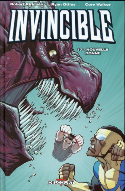 Couverture Invincible tome 17