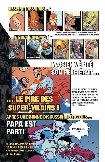 Page 6 Invincible tome 17